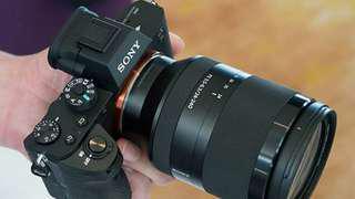 Sony A7rii mark 2 42.4megapixel mirrorless camera