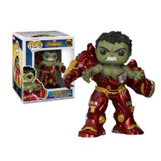 """Hulk Busting out of Hulkbuster Funko Pop Avengers Infinity War 6""""inches"""
