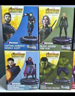 Avengers infinity war petron