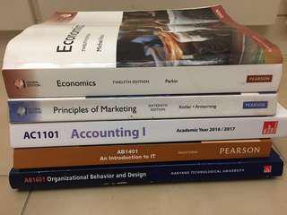 NTU Textbooks