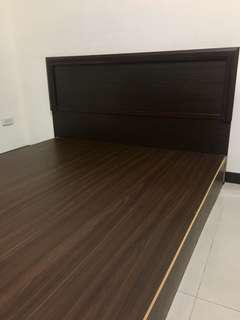 床頭片+床架