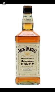 🚚 1 litre Jack daniels honey 🍯