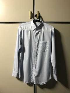 Uniqlo Slim Fit Long Sleeve Shirt