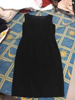 Black Dress (tidak bisa ditawar)