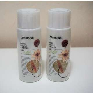 Mamonde Micro Lip and Eye Makeup Remover