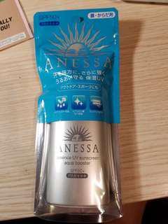 Anessa 防曬 essence UV sunscreen aqua booster