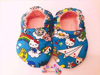 🚚 Custom Made Rainbow Dream Pre-walker Shoes (Tokidoki)
