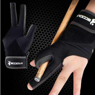 (PREORDER) (FREE POSTAGE) Pool Glove with Strap