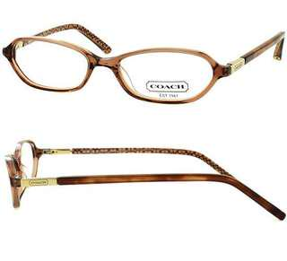 Coach glasses frame Margaret frame