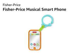 [FreeMail] Fisher Price Musical Smart Phone $14