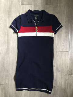 NEW Knit polo dress