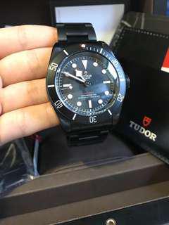 Rolex Tudor 帝陀 79230dk 黑色 full set