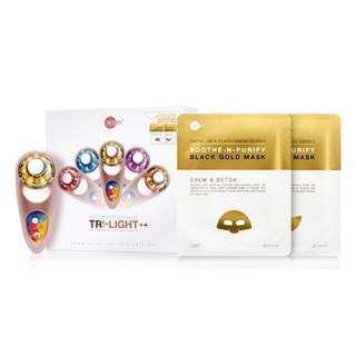 SkinInc Limited Edition Rose Optimizer Voyage Trilight ++