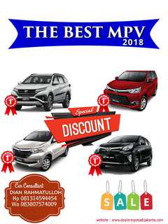 The best MPV Toyota