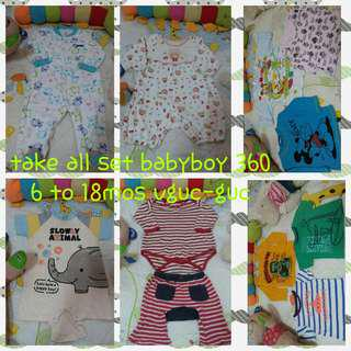 Personal Preloved for baby boy