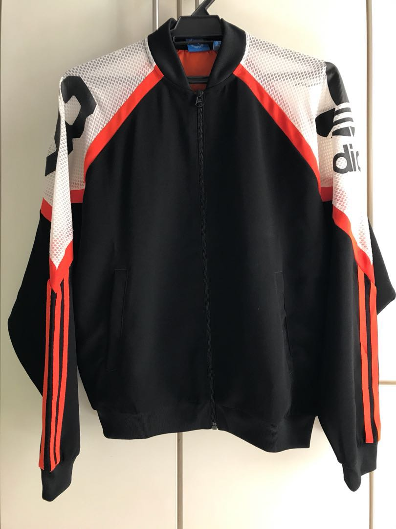 23d4a4b91 💯 Auth Adidas limited edition bomber windbreaker jacket