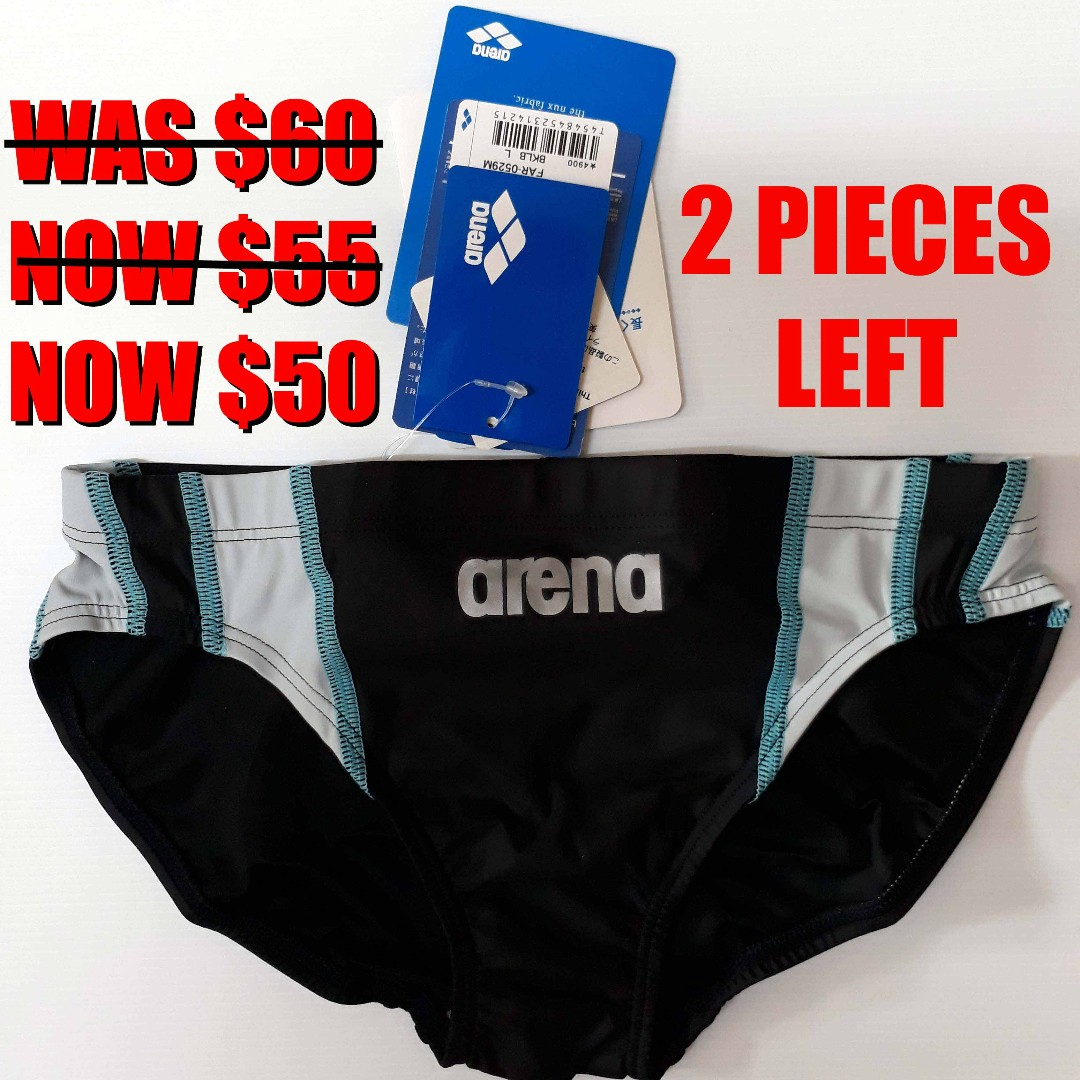 dfe863c2e6 Arena Japan Competition Swim Trunks Size L FINA APPROVED, Sports ...