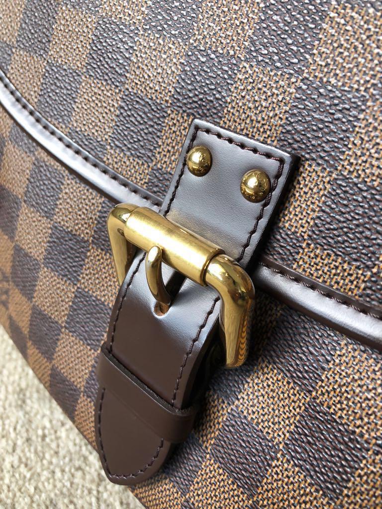 Authentic Louis Vuitton Damier Highbury