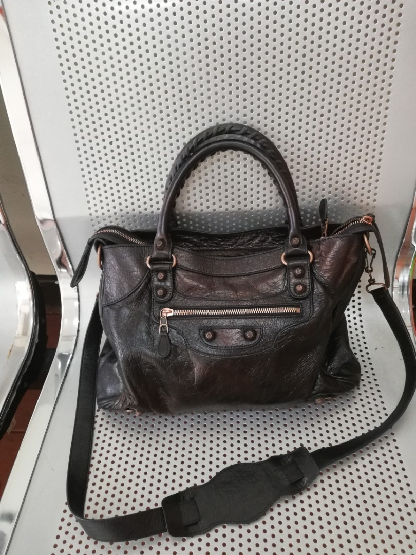 f8cabb2903 repriced balenciaga sling type, Women's Fashion, Bags & Wallets on ...