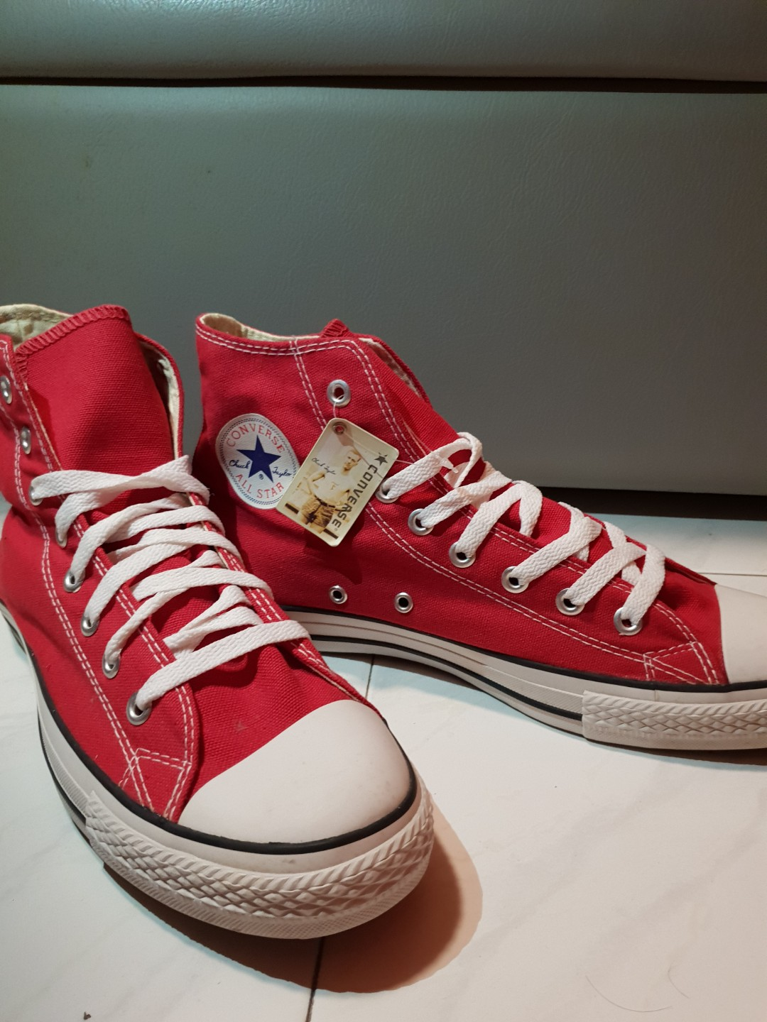 30f4481af3d Converse All Star High-cut Sneakers