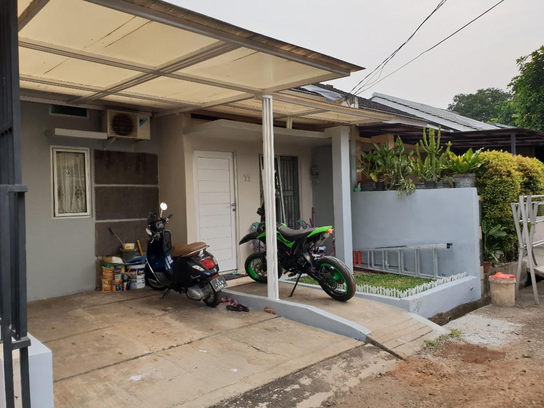 Dijual Rumah di Jatiasih, Bekasi Second siap huni (nego)