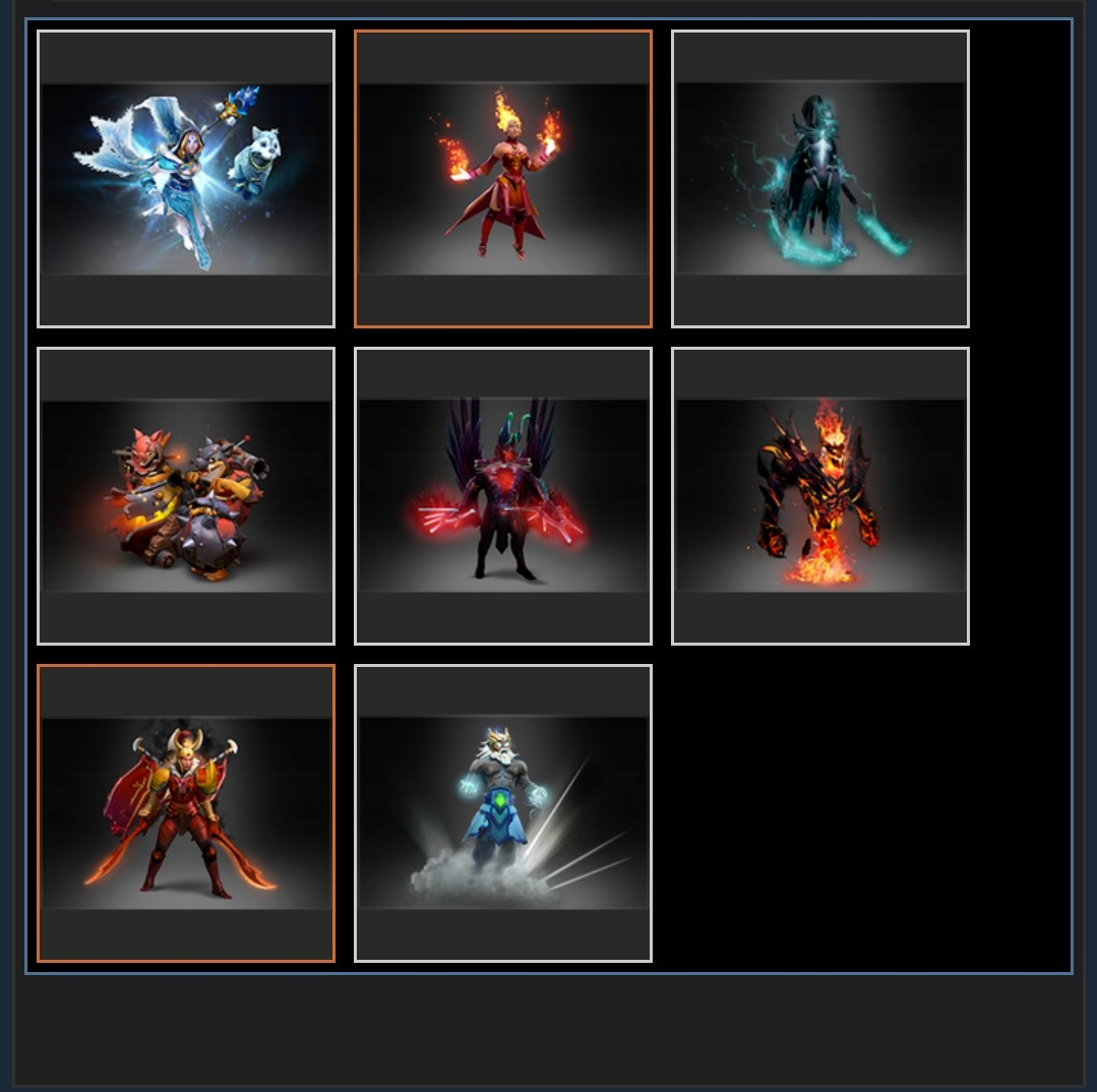 Dota 2 Items (PM for price!), Toys & Games, Video Gaming, In-Game Products  on Carousell