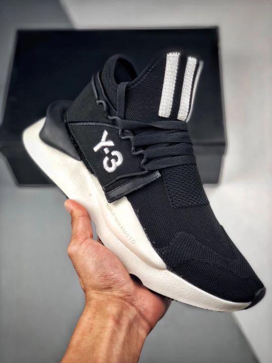 076044ffd6783 Full size ) Y3 Kaiwa Chunky Primeknit Yohjimamoto Sneaker Shoes ...