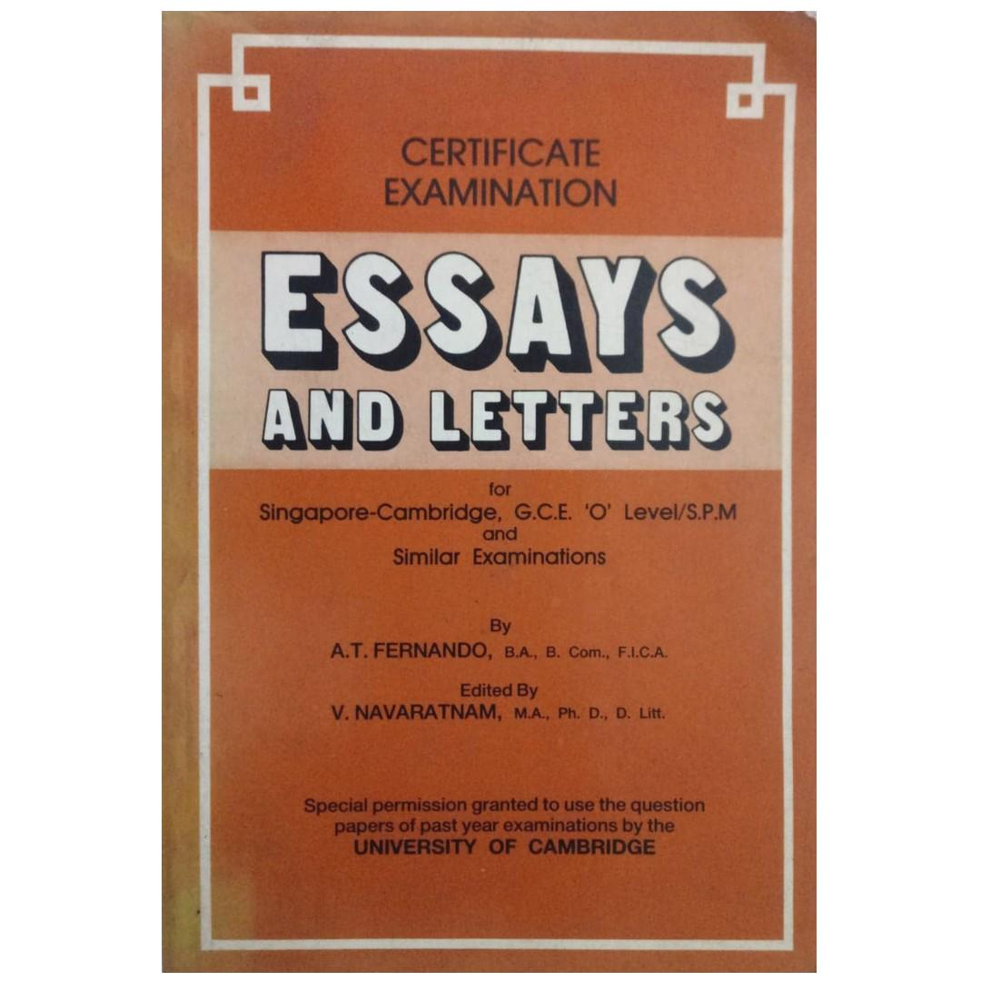 Topics For Argumentative Essays For High School  High School Essay Sample also Essay Writing On Newspaper Gce O Level Model English Essays And Letters Books  Paper Essay Writing