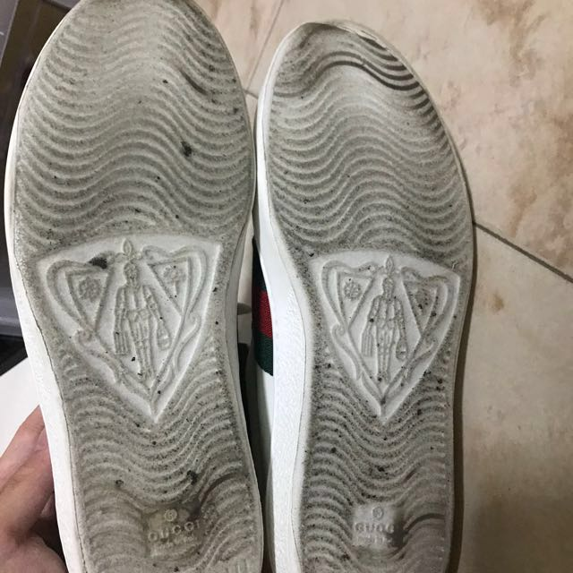 39afb227564 Gucci Ace Sneaker Bee Embroidery G8
