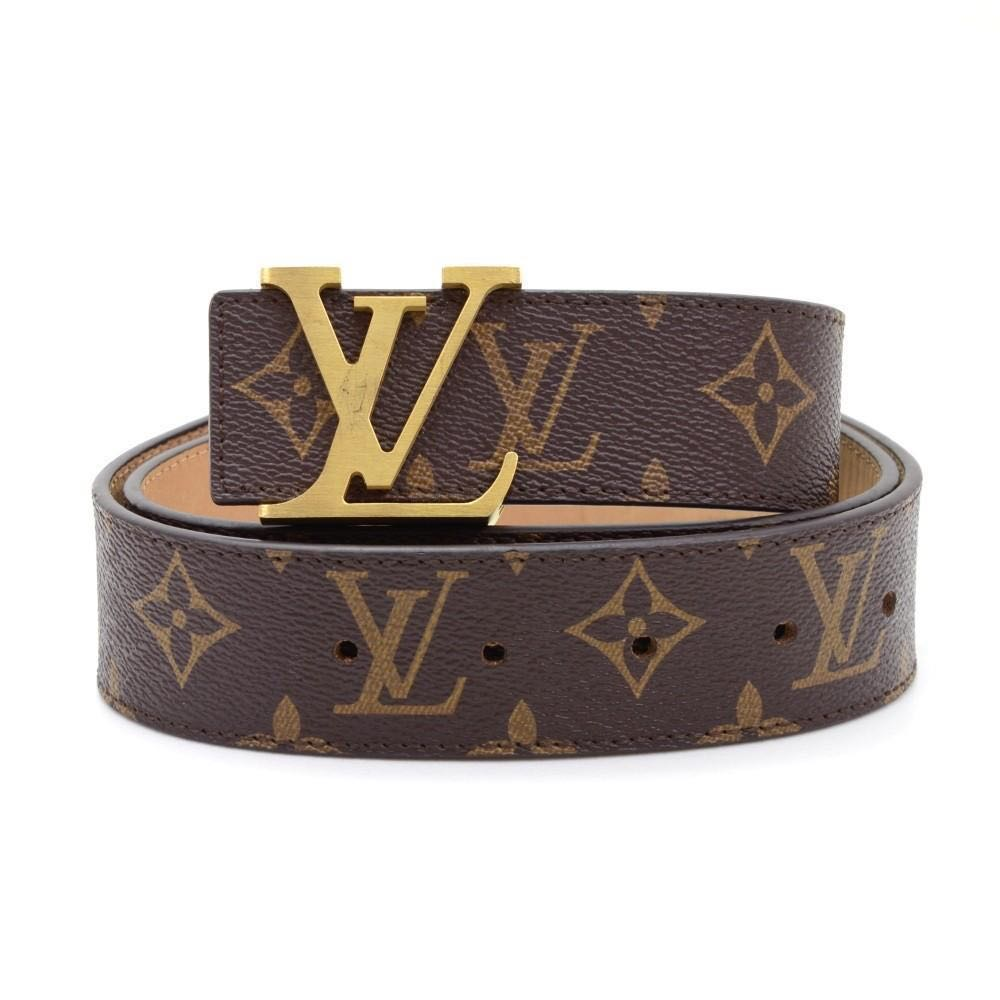 6362b1b7e Louis Vuitton Belt, Luxury, Accessories, Belts on Carousell
