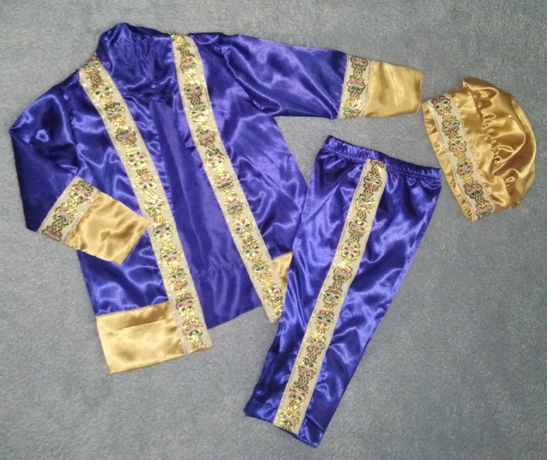 Maranao or Sultan Costume