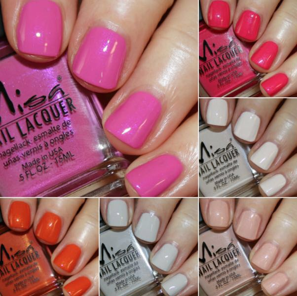 MISA NAIL POLISH, Health & Beauty, Hand & Foot Care on Carousell