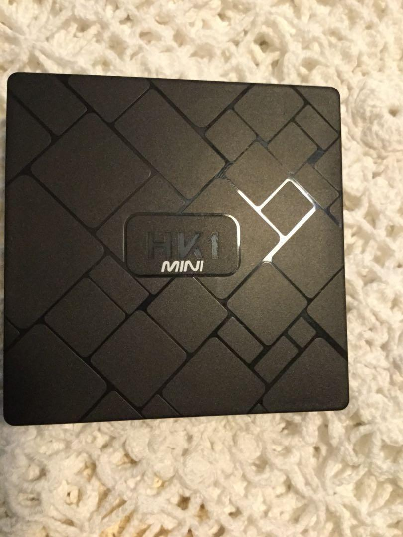 NEW 2018 HK1 MINI 2gb 16gb Android 8.1 TV BOX Fully Loaded Including No Limits Magic