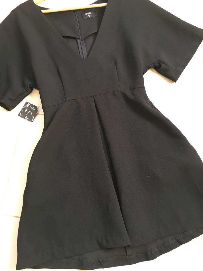 New Nastygal dress cocktail size 10