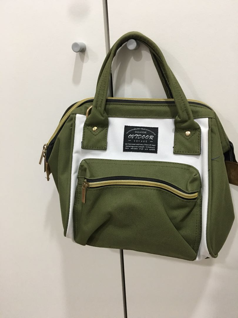 b8b66a307a7 New outdoor bag, Women s Fashion, Bags   Wallets, Handbags on Carousell