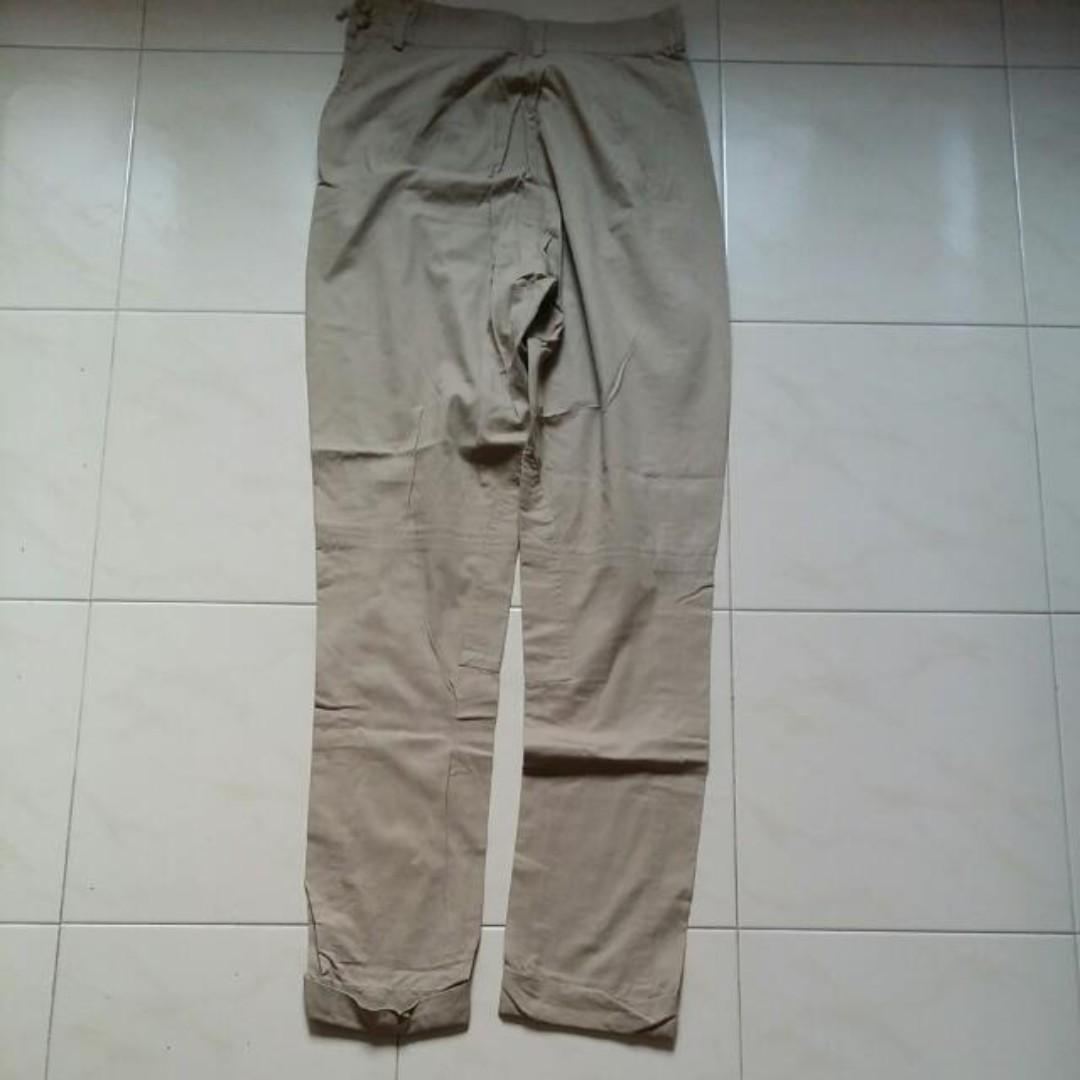 Polo Ralph Lauren Ladies Horse Riding Chino Pants Sports Sports Apparel On Carousell