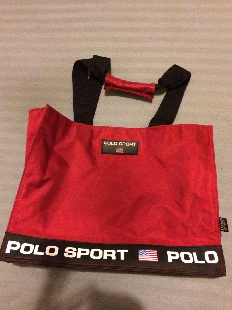 Polo sport Ralph tote 5060aa8cf2463