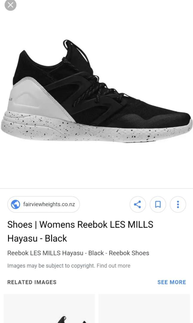 dfe1bfa0901 Reebok Womens Les Mills Studio Trainers Shoe Hayasu