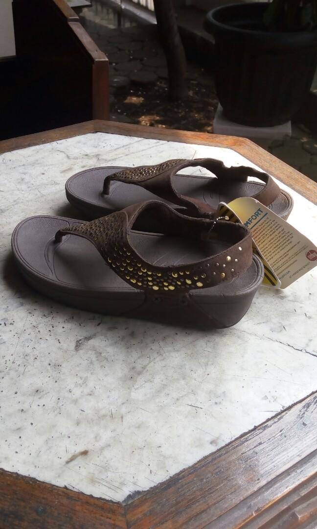Sandal Fitflop Women S Fashion Women S Shoes On Carousell