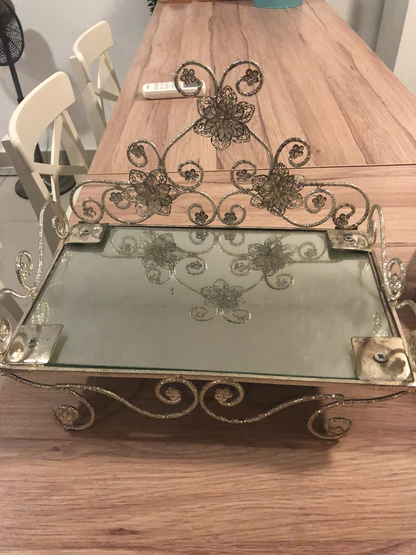 Ssf Tray Home Furniture Decor On Carousell