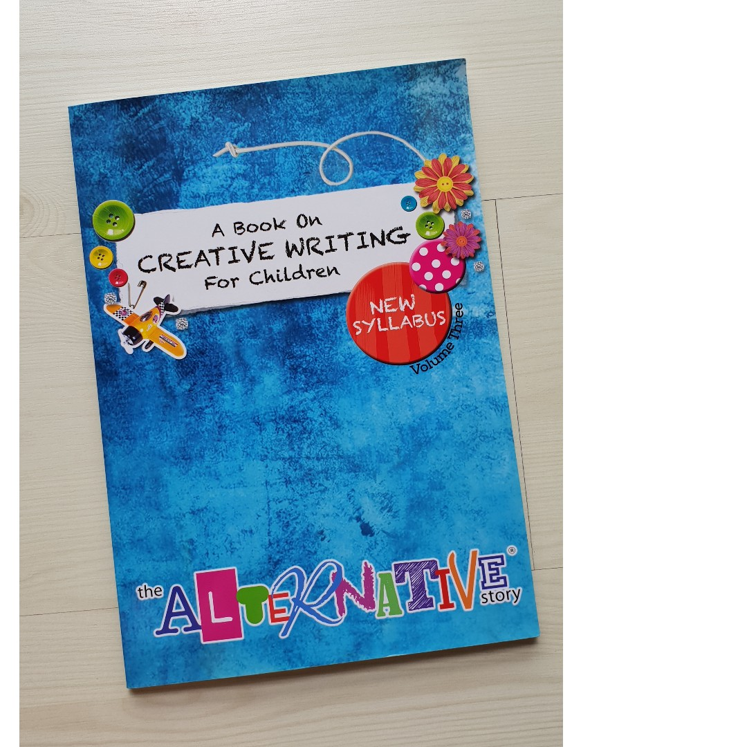 The alternative story- creative writing, Books & Stationery ...