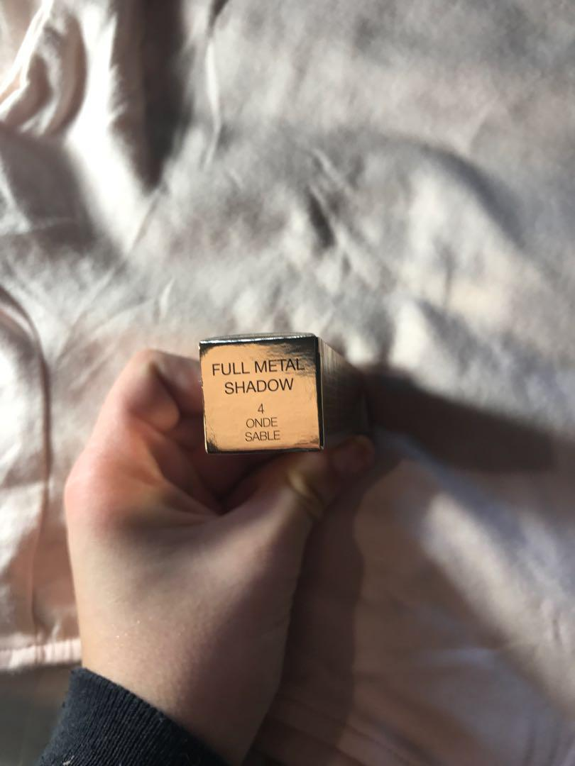 YSL full metal shadow