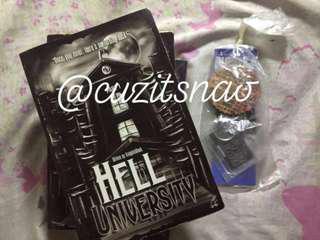 [BILHIN NIYO NA PO] Hell University WATTPAD BOOK