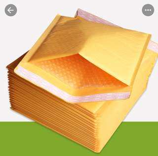 11*13 Bubble Envelopes