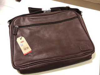 BNIB Levi's Laptop Bag