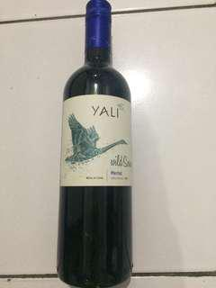 Yali Wild Swan Merlot Red Wine