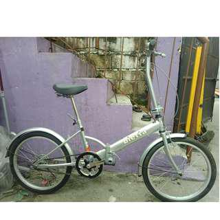 BIETTA FOLDING BIKE (FREE DELIVERY AND NEGOTIABLE!)