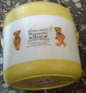 🚚 熊熊🐻便當盒(桶)