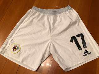 Adidas 香港飛馬足球隊球員版波褲