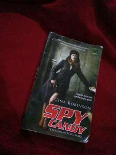 Novel Detektif SPY CANDY (DEWASA)